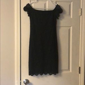 Off the shoulder Lilly Pulitzer dress. Size XS
